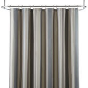 Royal Velvet® Piazza Stripe Shower Curtain