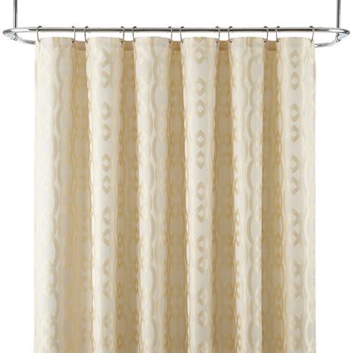 Liz Claiborne® Linx Shower Curtain