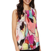 Worthington® Wrap Tank Top - Tall