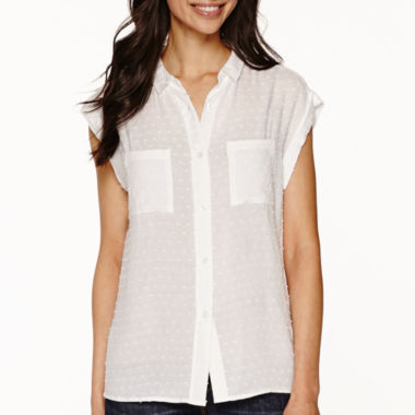 jcpenney.com | Levi's® Dobby Top
