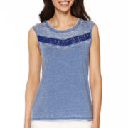 Levi's® Sleeveless Muscle Tee