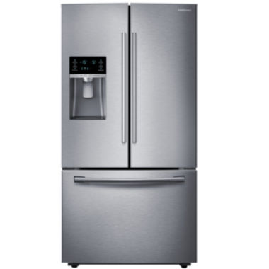 jcpenney.com | Samsung ENERGY STAR® 28 cu. ft. 3-Door French Door Refrigerator
