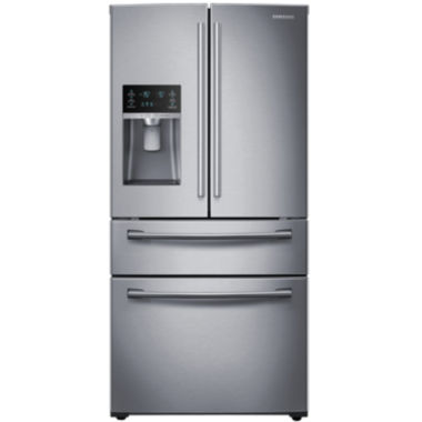 jcpenney.com | Samsung ENERGY STAR® 28.1 cu. ft. 4-Door French-Door Refrigerator