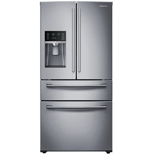 Samsung ENERGY STAR® 28.1 cu. ft. 4-Door French-Door Refrigerator
