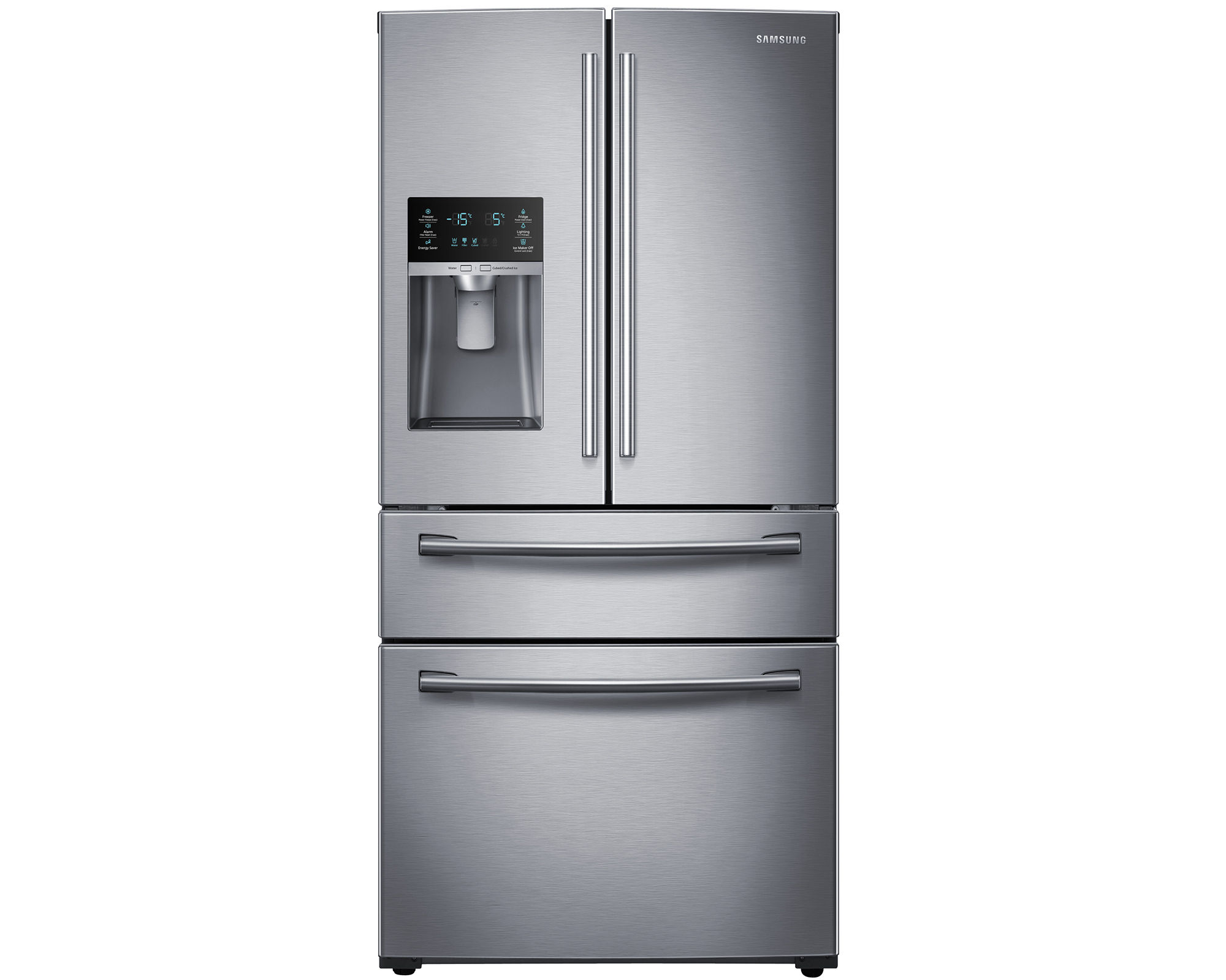 Samsung French Door Refrigerator Temperature Settings: Samsung ENERGY STAR 28.1 Cu. Ft. 4-Door French-Door