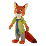 Disney Collection Zootopia Nick Wilde Medium Plush