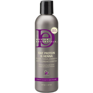 jcpenney.com | Design Essentials® Oat Protein Henna Deep Cleansing Shampoo - 8 oz.