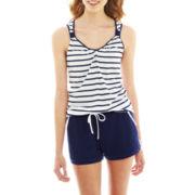 Olsenboye® Tank Top and Boxers Pajama Set