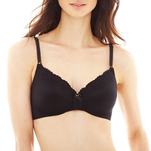 Maidenform Comfort Devotion Lift Wireless Demi Bra - 9456