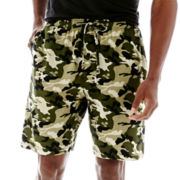 Hanes® 2-pk. Pajama Shorts-Big & Tall