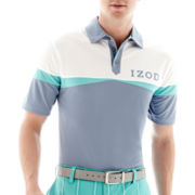 IZOD® Pieced Polo
