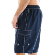 The Foundry Supply Co.™ Solid Swim Trunks-Big & Tall
