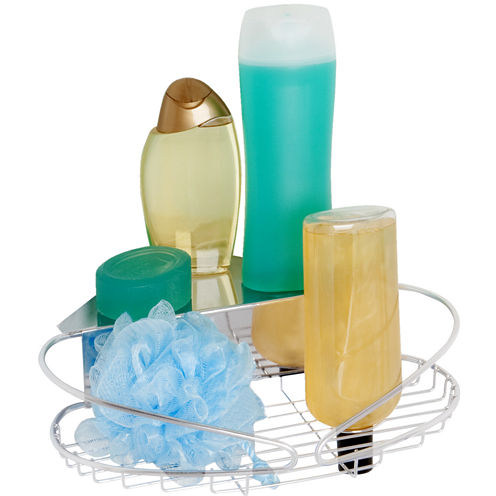 Maytex Smart Caddy Shower Caddy - Corner Basket