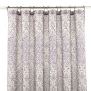 Royal Velvet® Willet Shower Curtain
