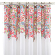 JCPenney Home™ Paisley Shower Curtain