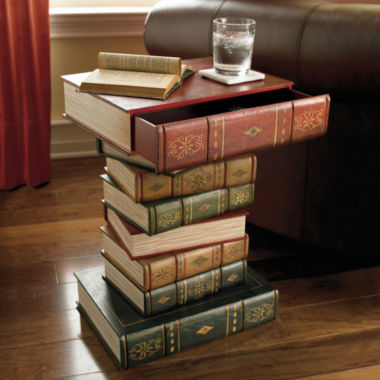 jcpenney.com | Table of Books Accent Table
