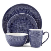 JCPenney Home™ Laurel 16-pc. Dinnerware Set + BONUS Bowl