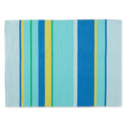 Yarn-Dyed Stripes Set of 4 Placemats