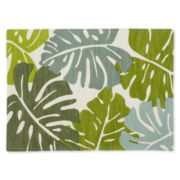 Big Leaves Set of 4 Placemats