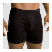 Hanes® 4-pk. Cotton Comfort Waistband Boxer Briefs