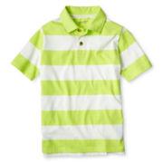 Arizona Striped Polo Shirt - Boys 6-18