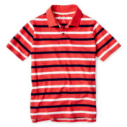 Arizona Striped Polo Shirt - Boys 6-18