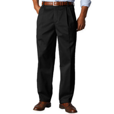 jcpenney.com | Dockers® Signature Classic-Fit Pleated Pants – Big & Tall