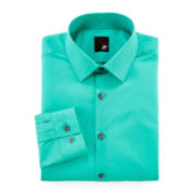 JF J. Ferrar® Slim-Fit Easy-Care Dress Shirt–Big & Tall