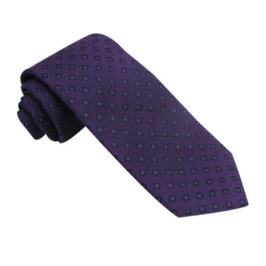 jcpenney.com | Haggar® Square Dot Wool Blend Tie
