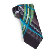 Jerry Garcia® Curves and Lines Silk Tie