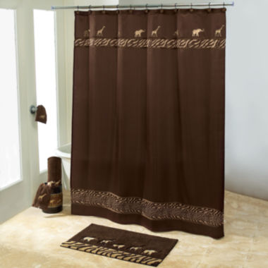 jcpenney.com | Avanti Animal Parade Shower Curtain