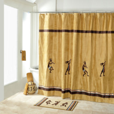 jcpenney.com | Avanti Kokopelli Shower Curtain