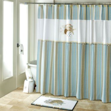 jcpenney.com | Avanti By the Sea Bath Shower Curtain