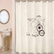 Park B. Smith® World Shower Curtain