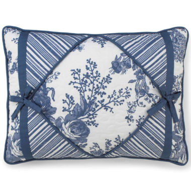 jcpenney.com | Toile Garden Oblong Decorative Pillow