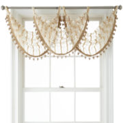 Liz Claiborne® Lauren Sheer Waterfall Valance