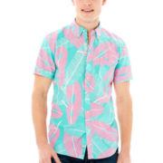 Arizona Printed Woven Shirt