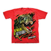 Jurassic Park Short-Sleeve Graphic Tee – Boys 8-20