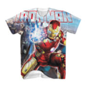 Ironman Short-Sleeve Graphic Tee – Boys 8-20