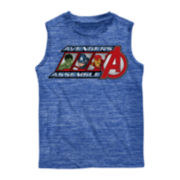 Avengers Graphic Muscle Tee – Boys 8-20