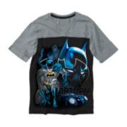 Batman Short-Sleeve Graphic Tee - Preschool Boys 4-7