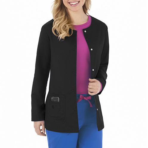 Bio Stretch Ladies Everyday Warm-Up Jacket