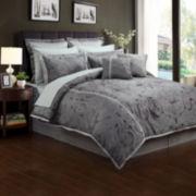Veronique 12-pc. Complete Bedding Set with Sheets