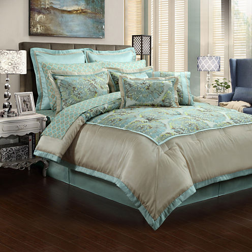 Metropolitan 12-pc. Complete Bedding Set with Sheets