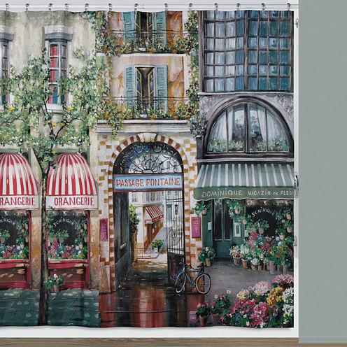 Creative Bath™ Rue Di Rivoli Shower Curtain