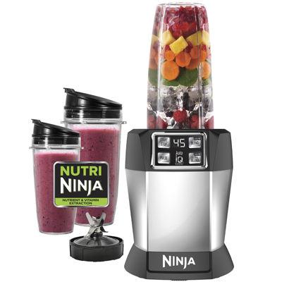 nutri ninja blender with auto iq technology