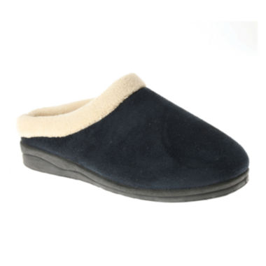 jcpenney.com | Spring Step Ivana Suede Slippers