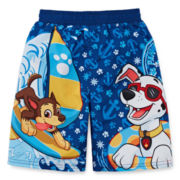 Paw Patrol Swim Trunks - Toddler Boys 2t-5t
