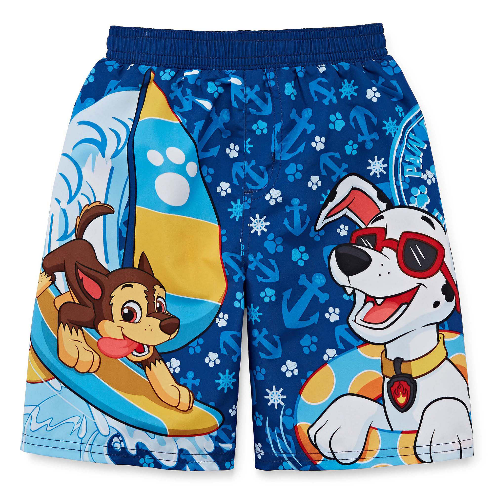fbd4723a55e9a UPC 704386757922 product image for Paw Patrol Swim Trunks - Toddler Boys  2t-5t