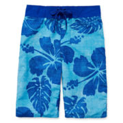 Arizona Hibiscus Swim Trunks - Boys 8-20